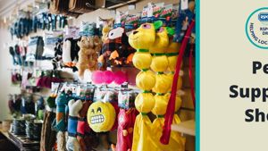 Pet Supplies Shop