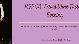 Virtual Wine Tasting Evening