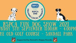RSPCA Fun Dog Show 2021